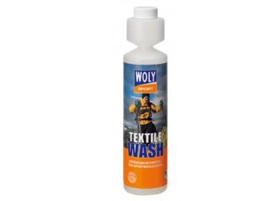 WOLY SPORT speciaal wasmiddel TEXTILE WASH