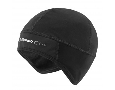 GONSO HIGHTEX-SOFTSHELL thermal under helmet cap black