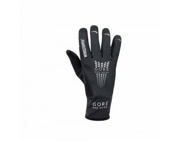 GORE BIKE WEAR XENON 2.0 WINDSTOPPER SOFT SHELL gloves black