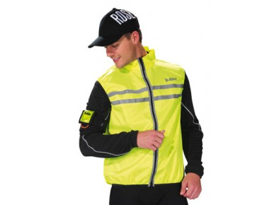 b-lite reflective vest OMEGA day-glo yellow