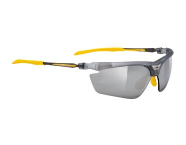 RUDY PROJECT MAGSTER glasses set frozen ash/laser black