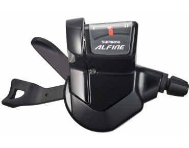 SHIMANO Alfine SL-S700 11-speed Rapidfire Plus shifter black