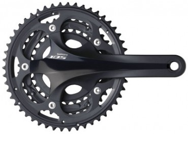 SHIMANO 105 FC-5703 Hollowtech II crankset black