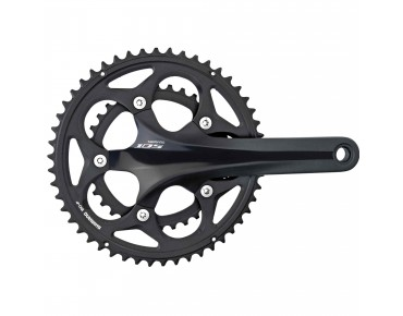 SHIMANO 105 FC-5750 Hollowtech II crankset black