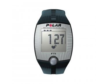 Polar FT1 heart rate monitor black