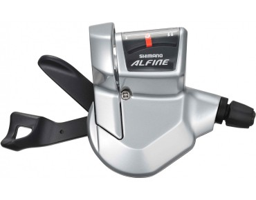 SHIMANO Alfine SL-S700 11-speed Rapidfire Plus shifter silver