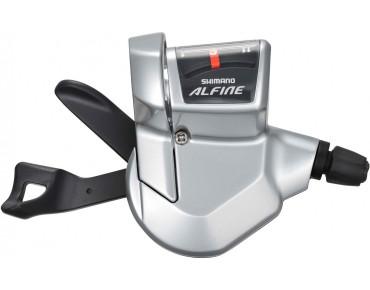 SHIMANO Alfine SL-S700 11-fach Rapidfire Plus Schalthebel silber