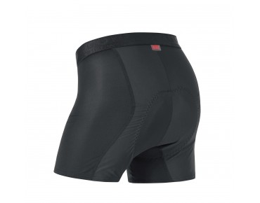 GORE BIKE WEAR WINDSTOPPER - mutande black