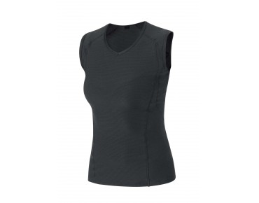 GORE BIKE WEAR - canottiera donna black