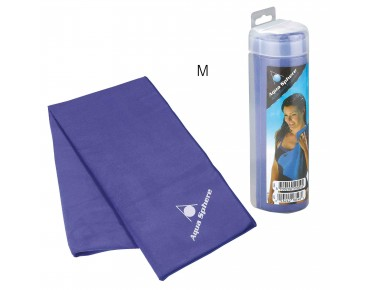 Aqua Sphere Micro towel blue