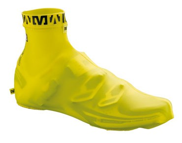 MAVIC AERO overshoes yellow