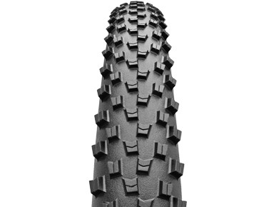 Continental X-King MTB tyre, clincher tyre black/black