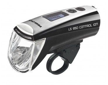 Trelock LS 950 CONTROL ION battery front light black