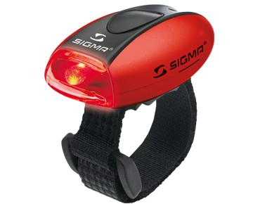 Sigma Micro LED safety light red