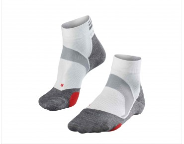 FALKE BC5 socks white/grey