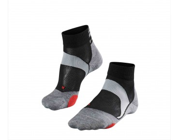FALKE BC5 socks black/grey