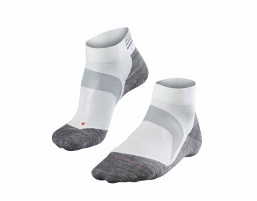 FALKE BC6 socks white/grey