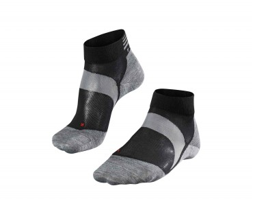FALKE BC6 socks black/grey