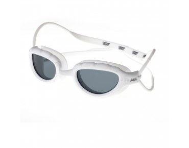 Zoggs Predator swimming goggles white/grey lens