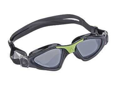 Aqua Sphere Kayenne goggles black-green/grey mirror