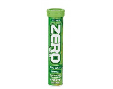 High5 Zero/Zero Xtreme/Zero Neutral effervescent tablets citrus