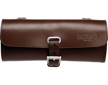 Brooks Challenge saddle bag antique-brown