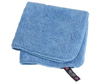 Muc-Off Microfiber  cleaning cloth blue