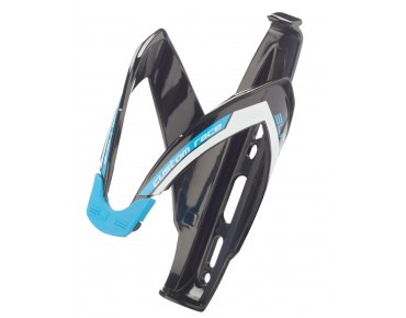 Elite Custom Race bottle cage schw/blau
