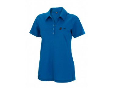 ROSE women's polo shirt petrol