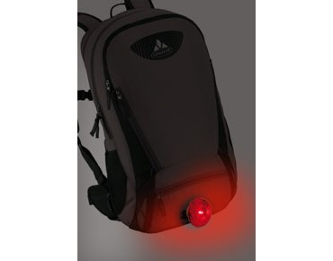 VAUDE SAFETY LIGHT red