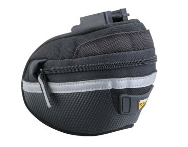 Topeak Micro Wedge Pack II saddle bag black
