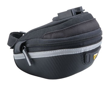 Topeak Small Wedge Pack II saddle bag black