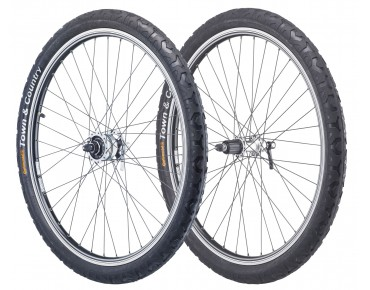 ROSE Shimano Deore DH-3N80/XT 780 with Sari M-19R 26