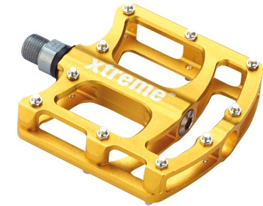 Xtreme WCR B 124 pedals gold