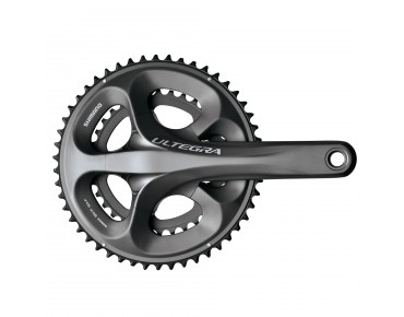 SHIMANO Ultegra FC-6750 Hollowtech II - guarnitura grey