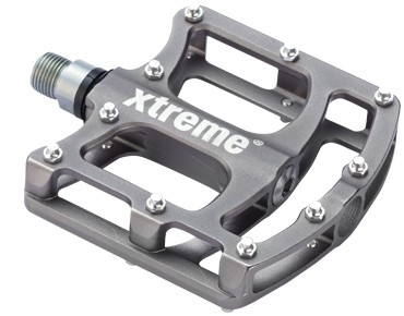 Xtreme WCR B 124 pedals silver