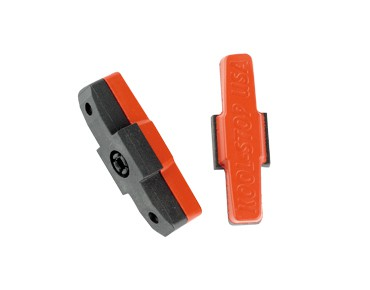 Kool Stop brake blocks for Magura salmon