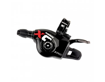 SRAM XO Trigger shift levers black/red