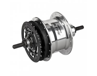 SHIMANO Alfine SGS-700 11-speed gear hub silver