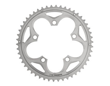SHIMANO 105 FC-5750 chainring silber