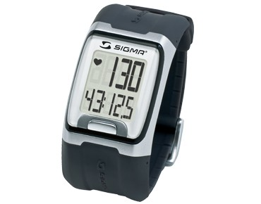 SIGMA PC 3.11 heart rate monitor schwarz