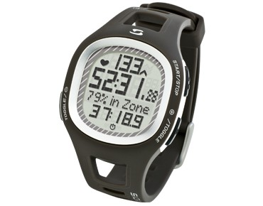 Sigma PC 10.11 heart rate watch black