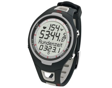 Sigma PC 15.11 heart rate watch black