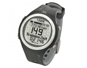 Sigma PC 25.10 heart rate watch grau