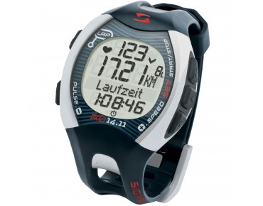Sigma RC 14.11 heart rate/running watch grau