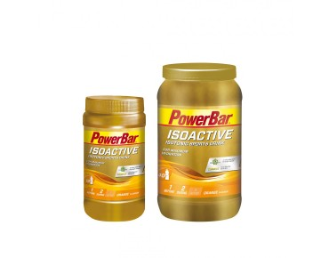 PowerBar Iso Active - sportdrankpoeder orange