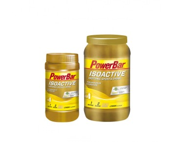 PowerBar Iso Active - sportdrankpoeder lemon
