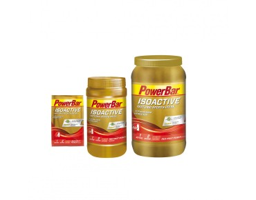 PowerBar Iso Active - sportdrankpoeder Red Fruit Punch