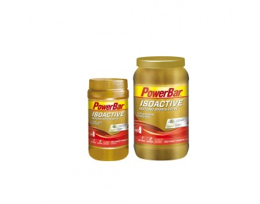 PowerBar ISOACTIVE drink powder Red Fruit Punch