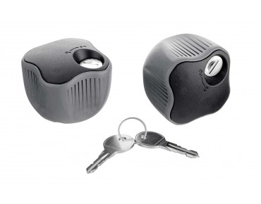 Thule 526 lockable knobs
